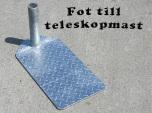 Fot till teleskopmast