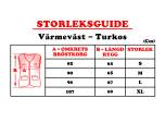Batteridriven Värmeväst - TURKOS