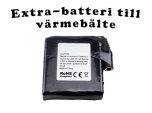 Litiumbatteri till värmebälte sålt innan 2019-12-01
